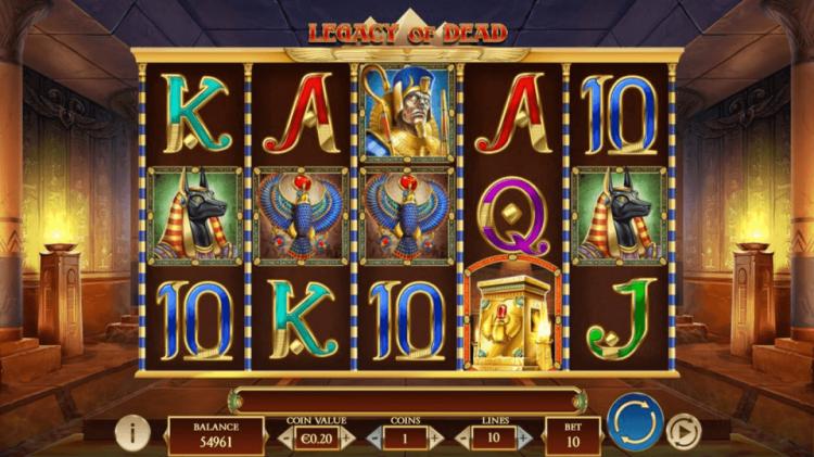 World series of poker game